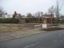 Der Mutterboden ist runter  [03.04.2009] Grundstück