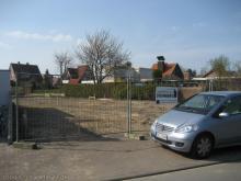 Vermessung des Grundstücks  [10.04.2009] Grundstück