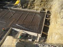 Stahlarmierung für ein solides Fundament  [29.05.2009] Keller