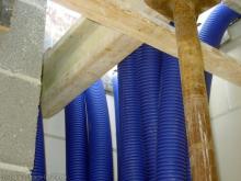 Systeme zur kontrollierten Wohnungslüftung mit Wärmerückgewinnung  [01.07.2009] Erdgeschoss