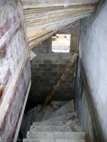 Rundgang durch den keller Kellerabgang [05.08.2009] Keller