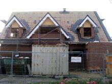 Das Puzzeln geht weiter  [04.09.2009] Dachstuhl