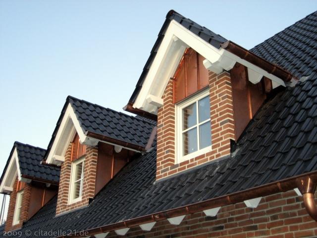 nun wurde auch die zweite dachgaube verfugt coesfeld. Black Bedroom Furniture Sets. Home Design Ideas