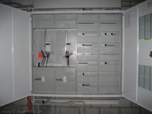 Der Sicherungskasten hängt schon Der Sicherungskasten [17.11.2009] Installation