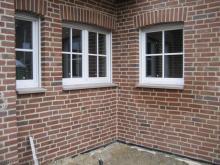Fensterbänke aus Sandstein  [17.11.2009] Fenster