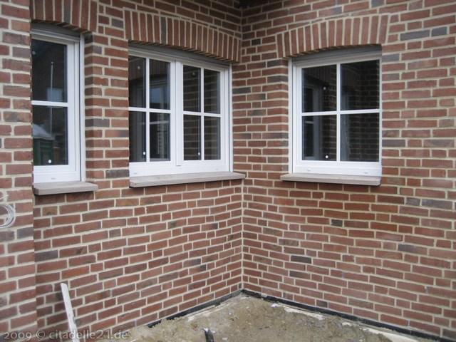 Fensterbänke aus Sandstein | citadelle21.de | Coesfeld