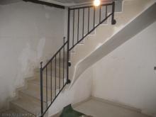 Geländer zum Keller