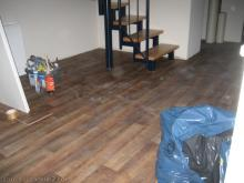 PVC-Bodenbelag in Echtholz-Optik  [09.02.2010] Fußboden